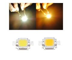 10W 900LM White/Warm White High Bright LED Light Lamp Chip DC 9-12V