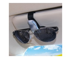Car Glasses Clip Card Clips Auto Vehicle Portable Eyeglassees Holder Accessories | free-classifieds-usa.com
