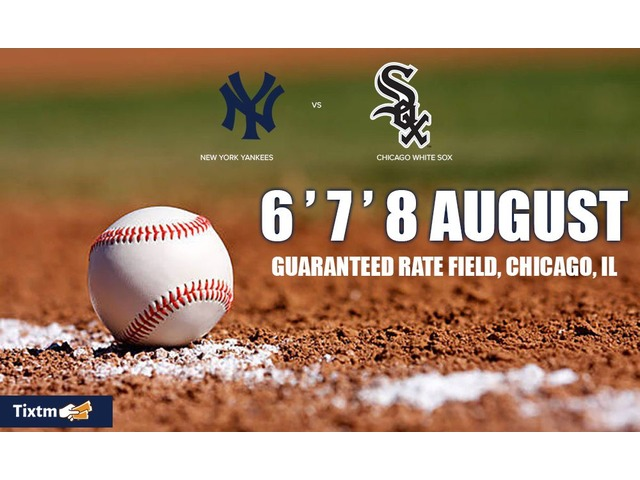 Chicago White Sox vs. New York Yankees at Chicago - Tixtm.com | free-classifieds-usa.com