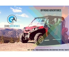 Side by Side ATV Adventures by GrandAdventures