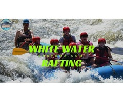 Colorado WhiteWater Rafting - A Perfect Adventurous Water Sport.