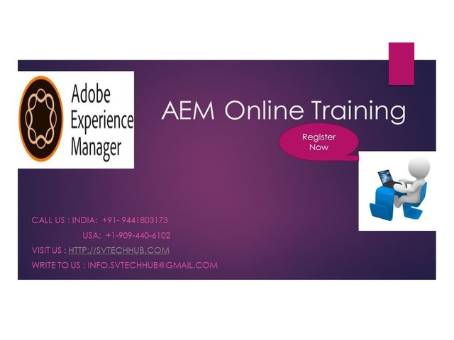 Adobe Experience Manager Training | free-classifieds-usa.com