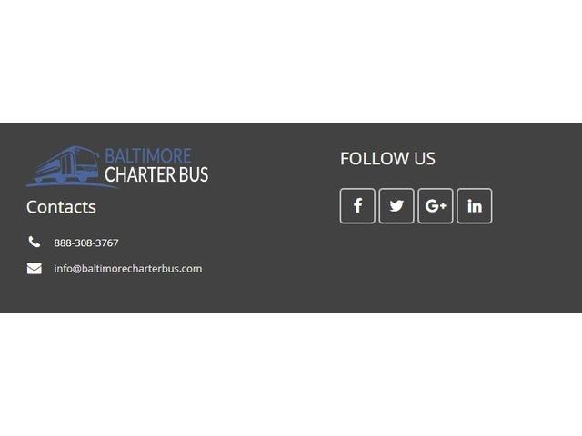 Charter Bus Rental Baltimore | free-classifieds-usa.com