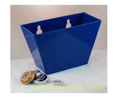 Plastic Blue Cap Catcher | free-classifieds-usa.com