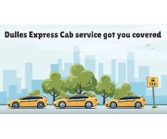 Dulles Airport Taxi Service Dulles Express Cab Leesburg Virginia | free-classifieds-usa.com