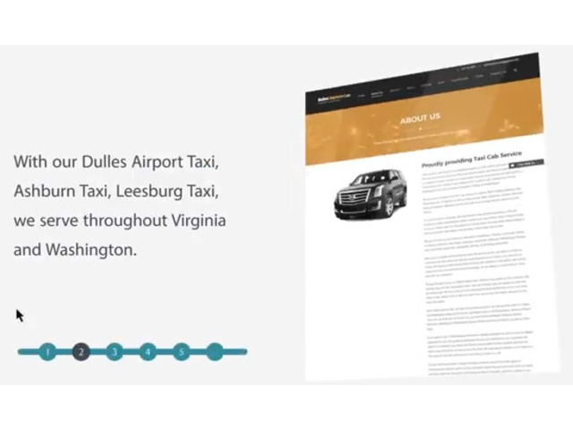 Need A Reliable Cab Service-Dulles Express Cab | free-classifieds-usa.com