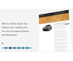 Need A Reliable Cab Service-Dulles Express Cab