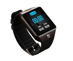 QW09 Smart Watch 3G WIFI 512MB+4GB Real-Pedometer with SIM Card Anti-lost