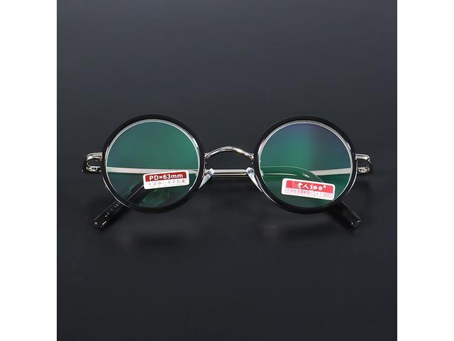 Retro Round Light Weight Magnifying Reading Glasses Fatigue Relieve Strength 1.5 2.0 2.5 3.0 | free-classifieds-usa.com