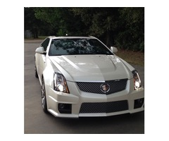 CTS-V Cadillac SUPER CHARGED 2012 Loaded!