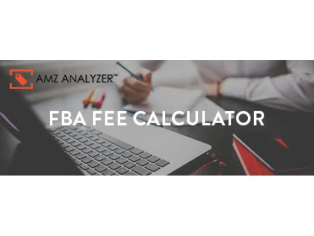 amazon fba fees calculator usa