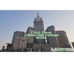 Get Best Deluxe Hajj Package from USA