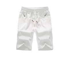 Tidebuy Plain Pocket Mens Beach Board Shorts