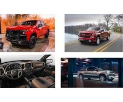 Top Notch Pickup Truck 2019 Chevrolet Silverado