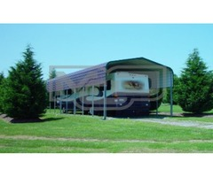 Economical Metal RV Shelters for Sale