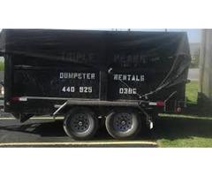 Dump Trailers Rental