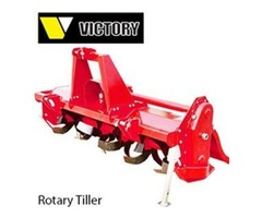 Check Out The Amazing Range Of Rotary Tillers