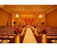 Best Indian banquet hall and restaurant near Franklin Park