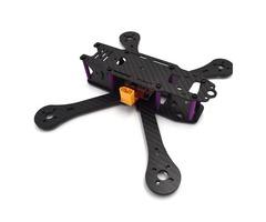 Realacc X4R X5R X6R 180mm 220mm 250mm 4mm Arm Carbon Fiber Frame Kit with BEC Output PDB