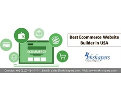 Best Ecommerce Website Builder in USA
