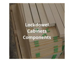 Lockdowel Cabinets Components