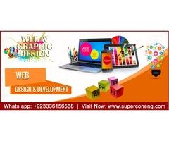 Website Design & Development/Brand Development/Marketing