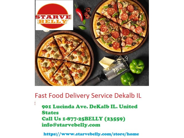 Dekalb Il Food Delivery Restaurant Take Out Starvebelly