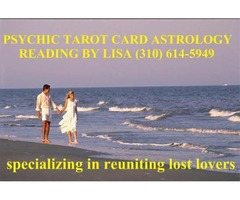 tarot card horoscope astrology reader specializing in reuniting lost lovers