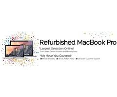 Refurbished MacBook Pro 13 - JemJem!