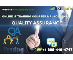 QA Online IT Training Courses & Placements