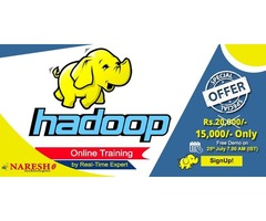 Hadoop Online Training - NareshIT