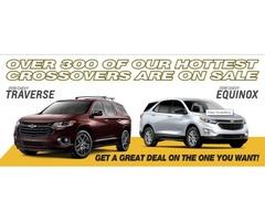 the best Chevrolet shopping