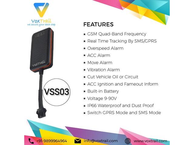 4 wheeler VSS03 GPS tracking device | free-classifieds-usa.com