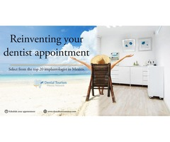 Best dental implant clinics in Mexico