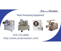 Shop best meat processing equipment
