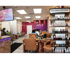 Best Nail Salon and Spa near New Jersey