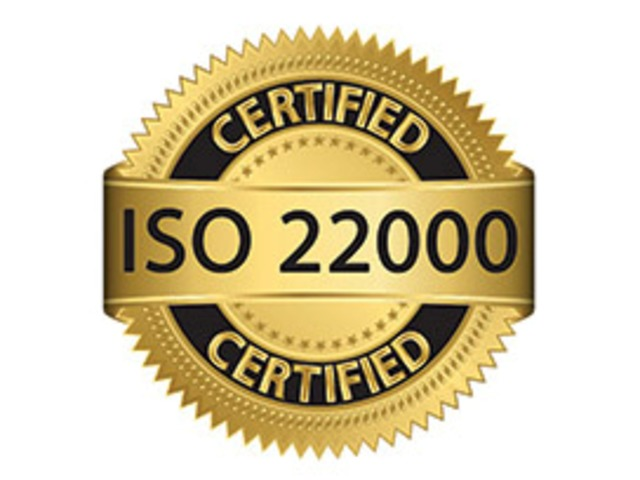 Get Iso 22000 Certification In Usa Quest Certification