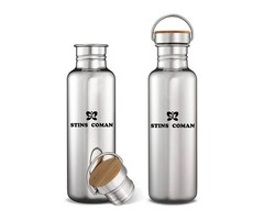 Buy China Aluminum Sports Water Bottles