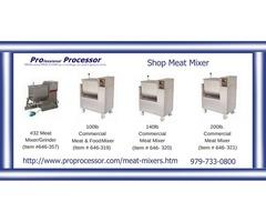 buy meat mixers online - ProProcessor.com