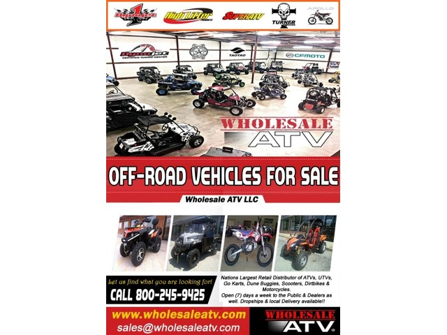 New and Used Off-Road Vehicles for sale  | free-classifieds-usa.com