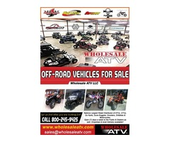 New and Used Off-Road Vehicles for sale