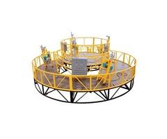 Non Standard Suspended Platform