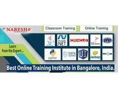 Best Online Training Institute In Bangalore-NareshIT