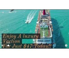 Get a Free Vacation Getaway!!