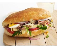 Order Sandwiches & desserts online by Lebanese Restaurantin in franklin park, NJ