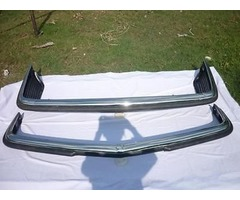 Mercedes Benz W107 bumpers