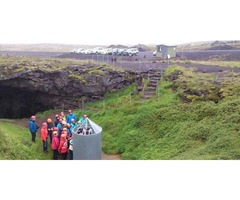 Iceland Expeditions of Lava Tube Caving with Tripguide