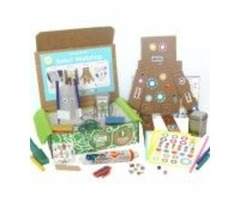 Get Online Monthly Arts and Crafts Subscriptions for Kids