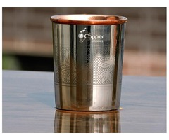 Shop for Outer Stainless Steel Inner Copper Glass
