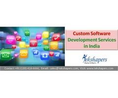 Custom Software Development Services in USA